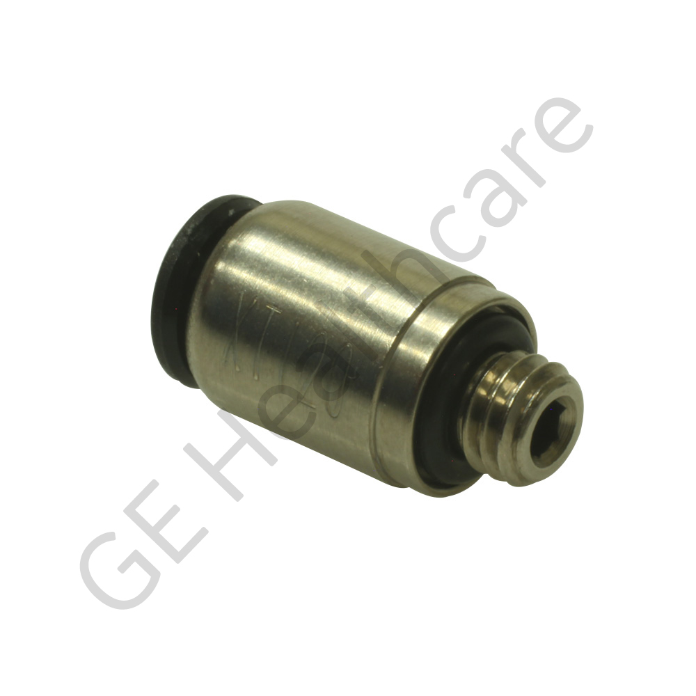 Connector 3.18 Tube 10-32 Male MPOS BCG Legris