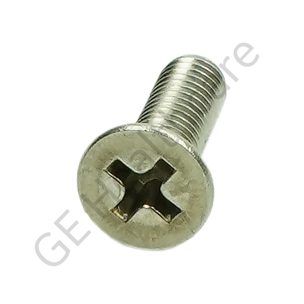 Screw Machined Flat Phillips 10-32 0.625 Stainless Steel