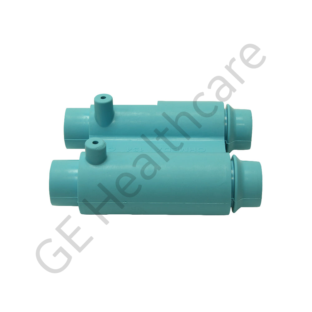 Cuff Interface Exhaust Valve BCG to Ventilator