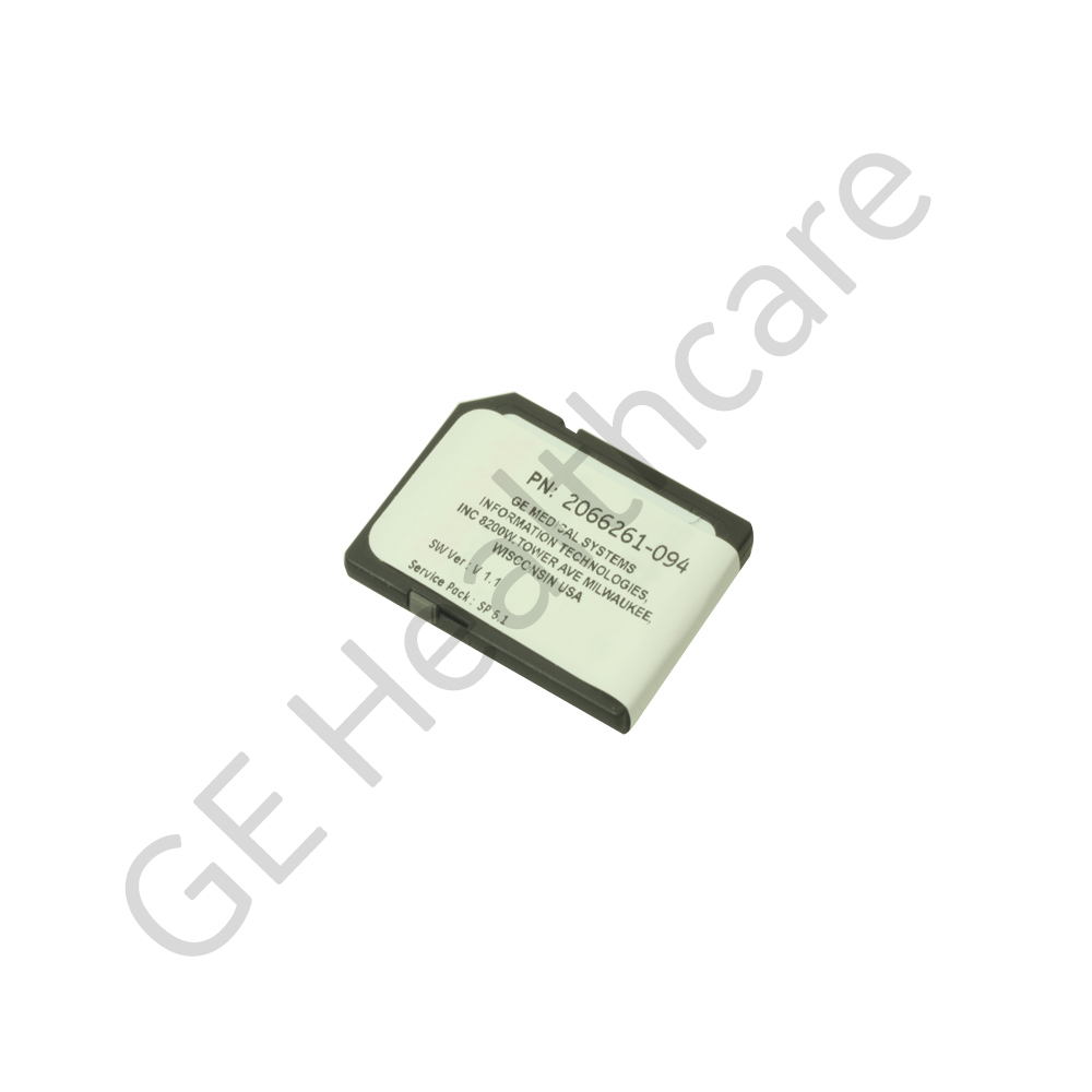 Mac 2000 Software Update SD Card for PSOC LP Series SP52