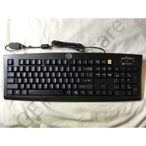 Keyboard Kit - CIC Black USB English - USA