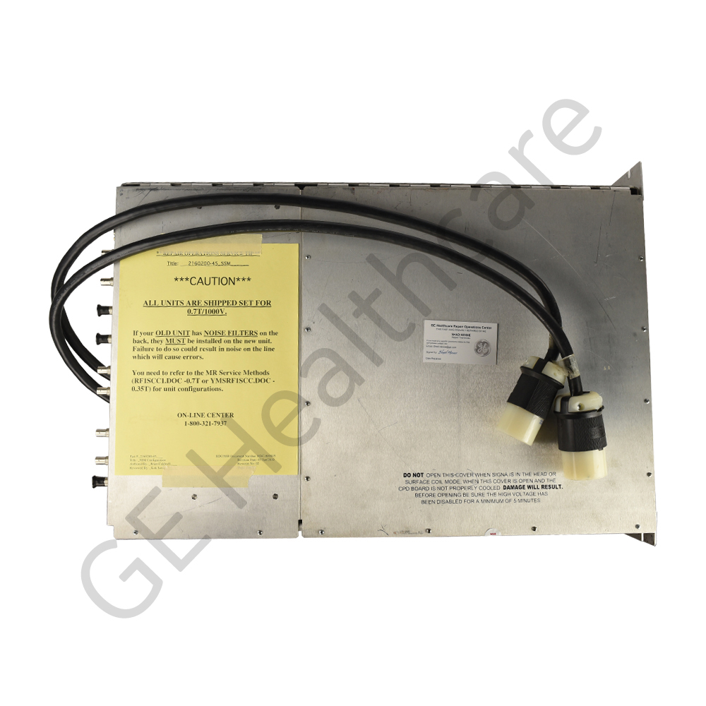 ERBTEC 552000 0.7T MFO System Support Module