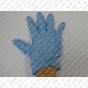 Safe Skin Nitrile Glove Large