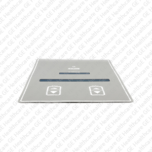 Control Panel Label - Gray #4