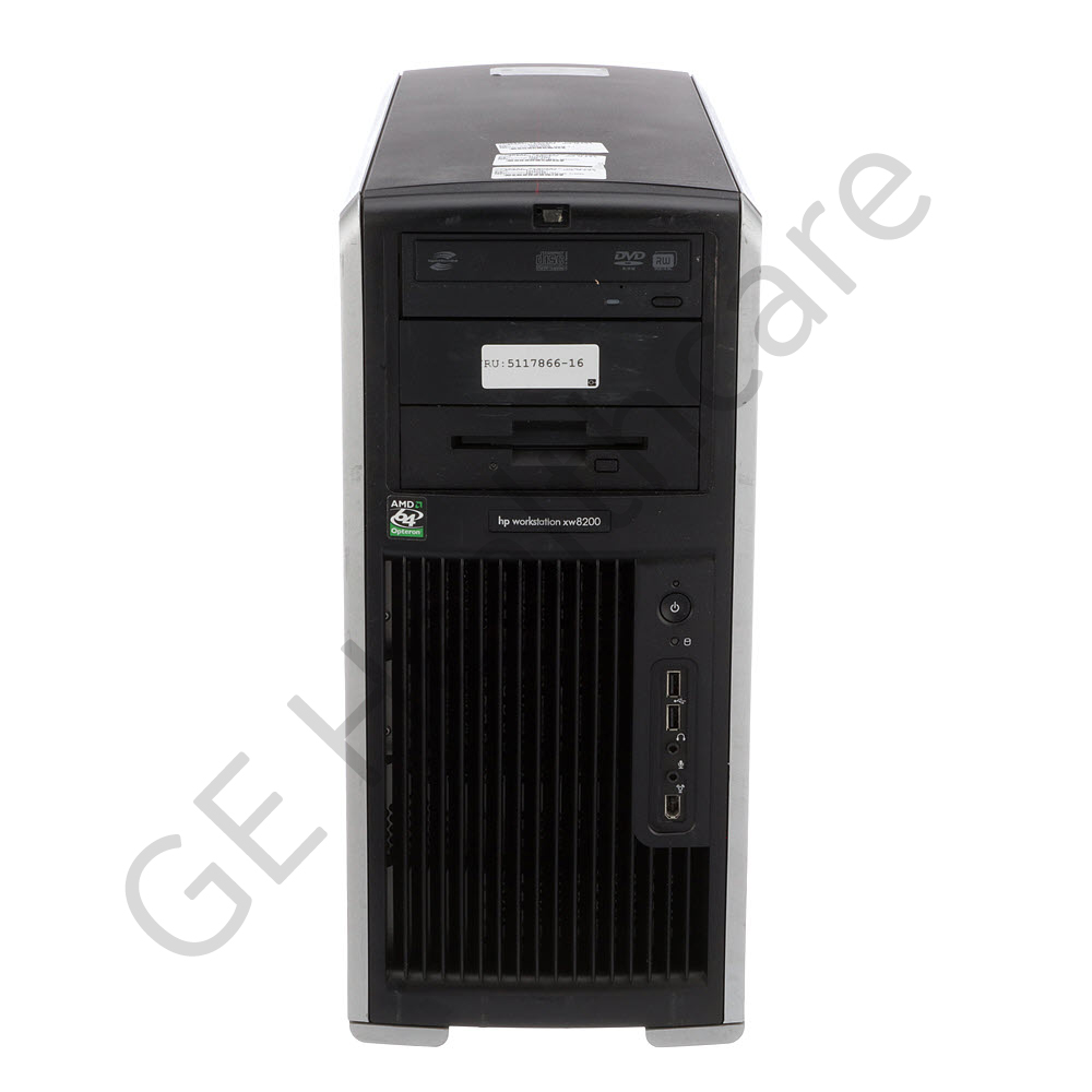 AW HP Xw8200 AW 4.2 Standard Workstation