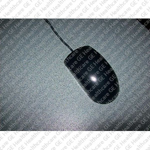 Three Button Optical Mouse