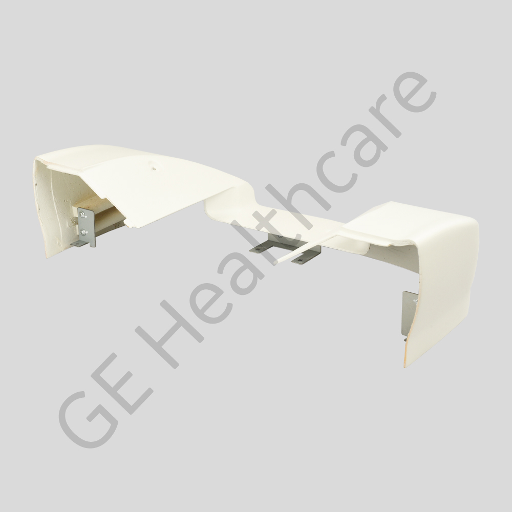 Top Cover Rear, 1700 Table, Assembly HD Positioning GT