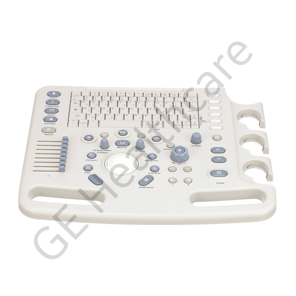 LOGIQ P5 Main Keyboard Assembly 5144536