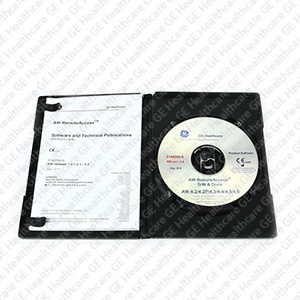 AW Remote Access Software and Documents CD