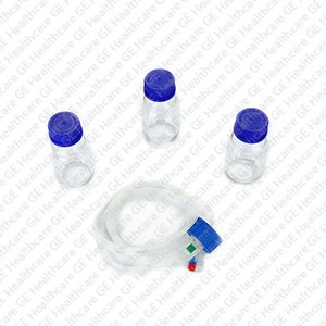 Box of 3 Vials for Waste Recovery with 1 Cap
