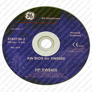 BIOS 2.24B CD for Xw8400