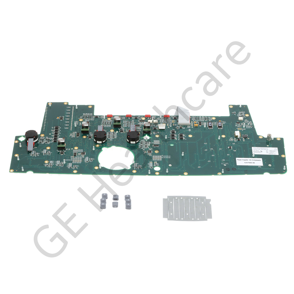 LOGIQ E9 Lower Circuit Board for Op Panel