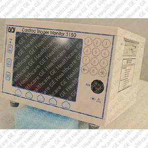 IVY Standalone Monitor for IVY Cardiac Trigger Monitor 3150C. Includes operators manual.     OEM Part number 3150-C