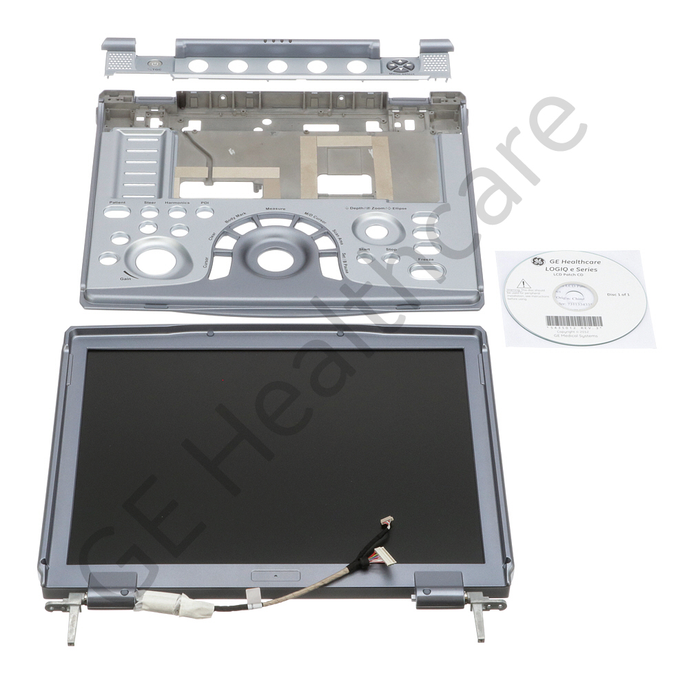 LCD Assembly with Patch CD Kit for LE and LE vet