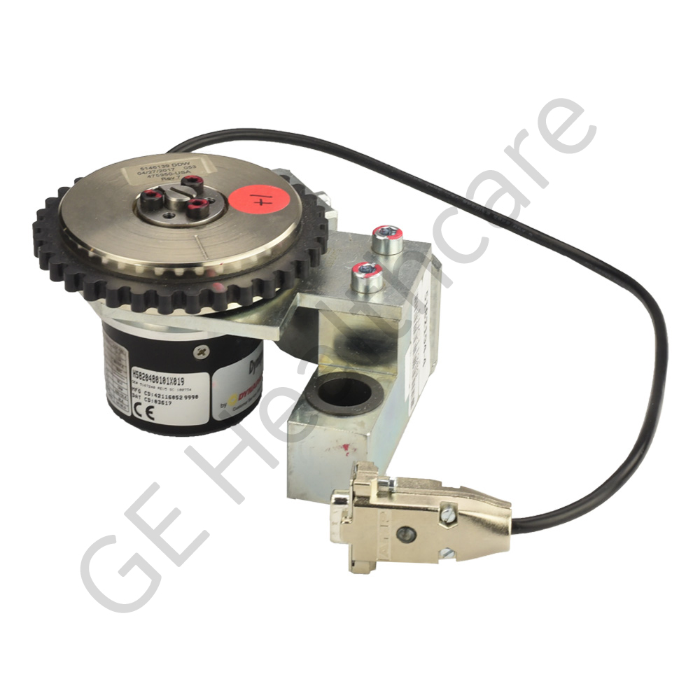 Gantry Encoder Assembly with Bush