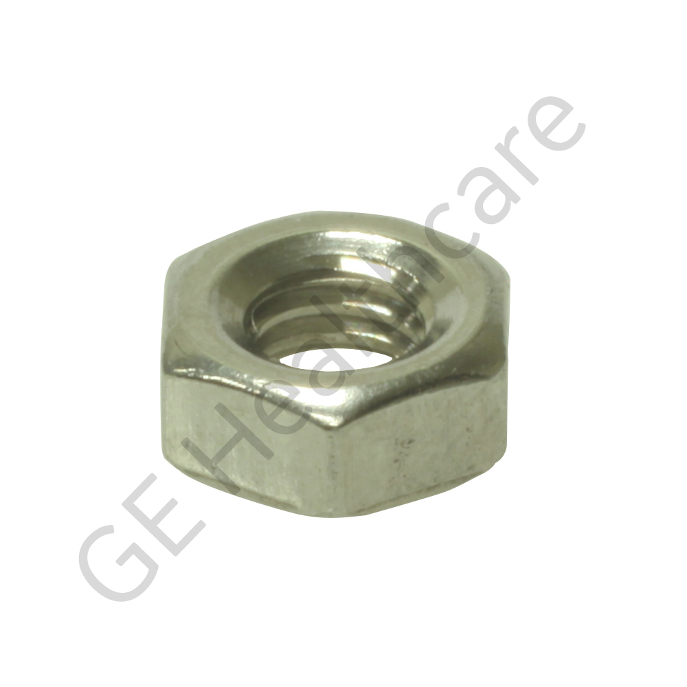 M4 X 0.7 Hexagonal Nut Stainless Steel