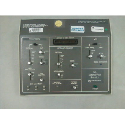 325 FTLMON Input Sim Assembly 100-120V/50-60Hz