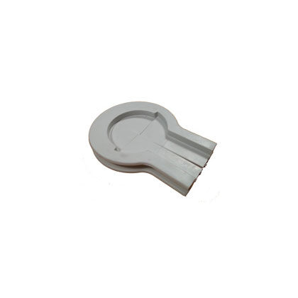Cover Tubing Access Light Gray