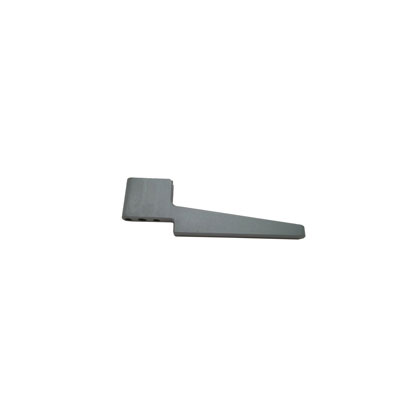 Bracket End Fold down Gray