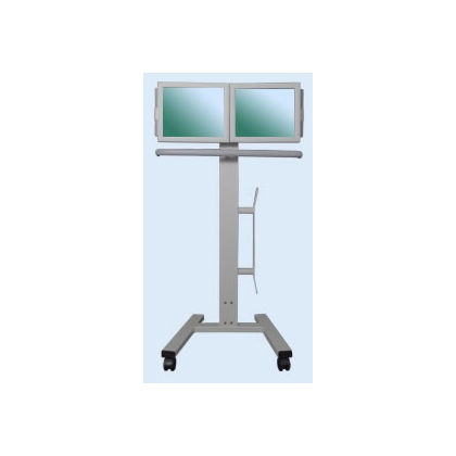 Mavig Double LCD Monitor Cart, (MD70-2)