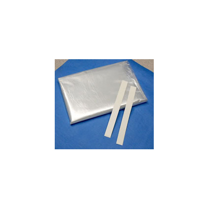 GE Non-Sterile 3.5 cm x 20 cm Latex Probe Covers (24/Bx)