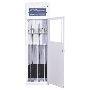 CleanShield® TEE Probe Storage Cabinet (3 probe capacity)