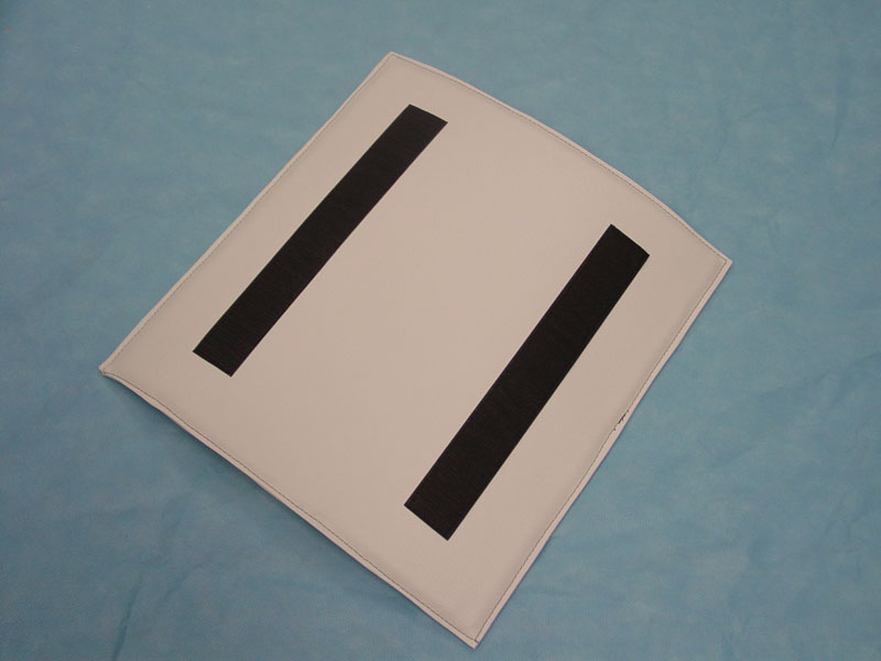 Extender Pad for Nuclear Medicine, .5x17x19