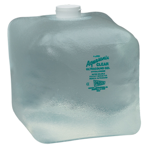 Parker Labs Aquasonic 100 Clear Ultrasound Gel-5 Ltr Jug