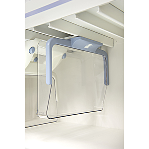 GE Mammography Accessories Cabinet