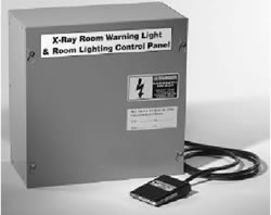 NR - X-Ray Warning and Room Lighting Control Panel