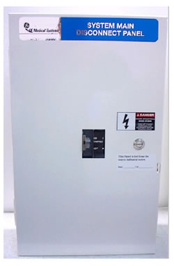 25 KAIC Millenium VG Main Power Disconnect Panel - 208Y/120V