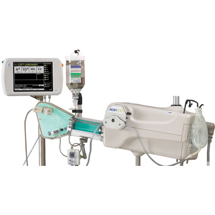 ACIST CVi Pedestal Injection System