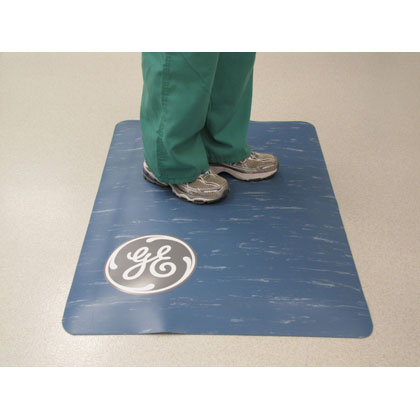GE Anti-Fatigue Floor Mat (Blue 2x3 x 5/8