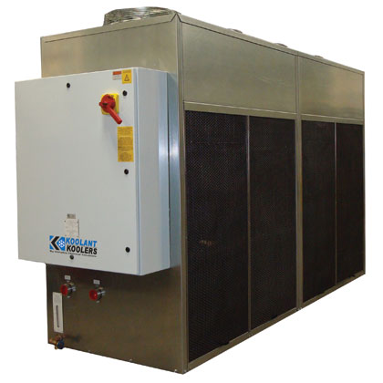 Pre-Cooling Economizer Option for 49kW