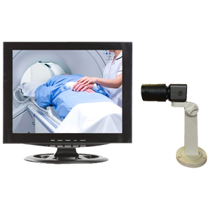 MR CCTV System with LCD Monitor