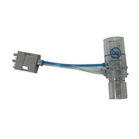 Non-Autoclavable Dolphin Type Flow Sensor Disposable BCG