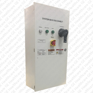 CT Main Disconnect Panel UL - 125A, 400/480V, 50/60Hz, 3 phases