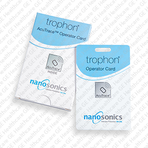 trophon AcuTrace Operator Card, 10/box