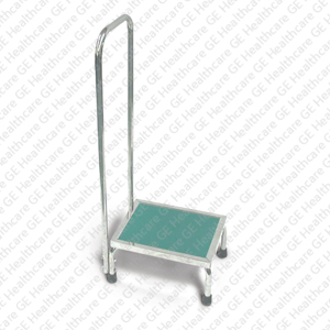 Non-Magnetic Foot Stool with Handrail