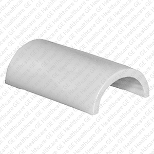 Coated Knee Coil Insert - 3.25 in. x 6.5 in. x 11.5 in.