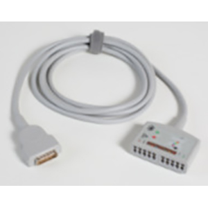 ECG Trunk Cable 10-Lead AHA