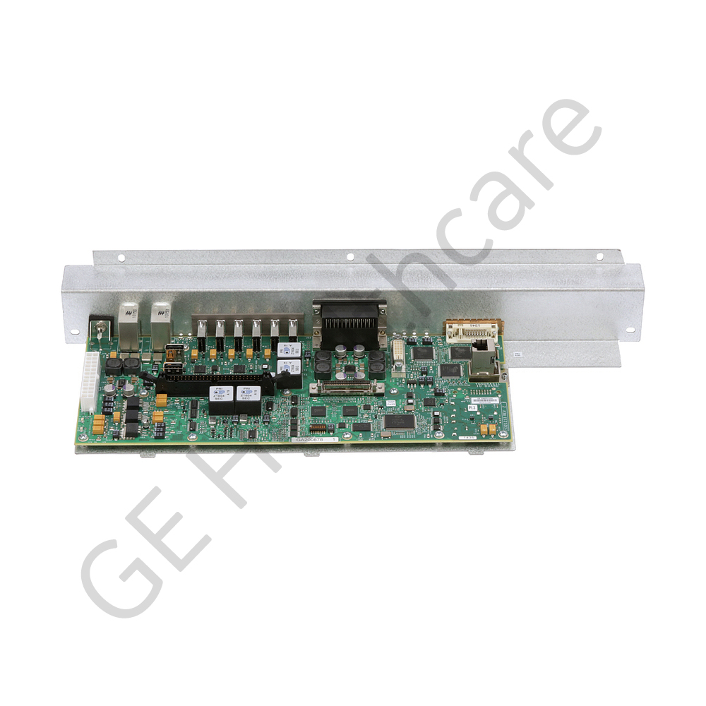 Back End Processor (BEP) Input/Output Assembly 2